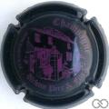Champagne capsule 6.j Noir et violet