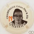 Champagne capsule 9.b Mathieu