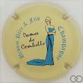 Champagne capsule 5 Dames de Combelle