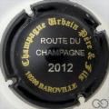 Champagne capsule 15 Route du Champagne 2012