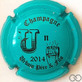 Champagne capsule 21 U - Un