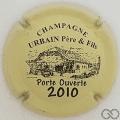 Champagne capsule 8 Porte ouverte 2010