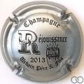 Champagne capsule 17.a R, comme Réjouissance