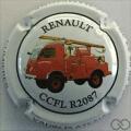 Champagne capsule 30.d Renault CCFL R2087
