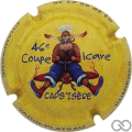 Champagne capsule 32.a Icare, Caps'Isère 2019