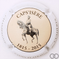 Champagne capsule 25.a Cap's Isère 2015