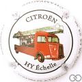 Champagne capsule 30.e Citroën HY Echelle