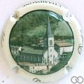 Champagne capsule 9.ac Église