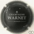 Champagne capsule 2 Noir et argent