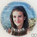 Champagne capsule 12 Oriane