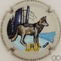 Champagne capsule 10.a PALM, par Clip