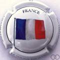 Champagne capsule A1.b France