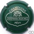 Champagne capsule 3 Vert et blanc