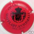 Champagne capsule 3 Rouge et noir