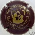 Champagne capsule 9 Marron