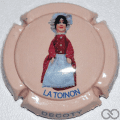 Champagne capsule A5.a Jéroboam, LAMRA La Toinon