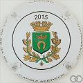 Champagne capsule 12 2015, polychrome