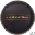 Champagne capsule 4.a Noir et or