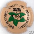 Champagne capsule H1601.g Saumon et noir