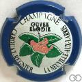 Champagne capsule H1601 Contour bleu