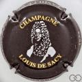 Champagne capsule 6 Marron