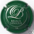 Champagne capsule  Vert et argent