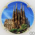Champagne capsule 9.a Sagrada Família