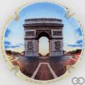 Champagne capsule 9.c Arc de Triomphe
