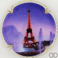 Champagne capsule 9.d Tour Eiffel