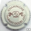 Champagne capsule 4 Crème pâle et bordeaux