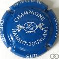 Champagne capsule 2 Bleu et blanc