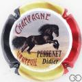 Champagne capsule A4.a Cheval