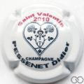 Champagne capsule 21 Personnalisée sur C38