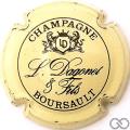 Champagne capsule 2 Crème