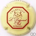 Champagne capsule 15 Crème et rouge, 2003