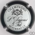 Champagne capsule 1 Contour noir
