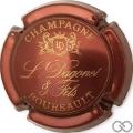 Champagne capsule 10 Bordeaux