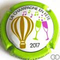 Champagne capsule 1.d Pernet-Lebrun
