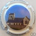 Champagne capsule 18 Eglise Saint-Cancien