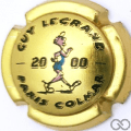 Champagne capsule H6003.c Or