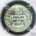 Champagne capsule F15.e Contour vert foncé