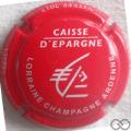 Champagne capsule H1604.e Rouge et blanc, viteff 2017