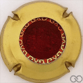 Champagne capsule F3.a Insert rouge
