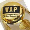 Champagne capsule A26 V.I.P parure, or et noir