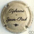 Champagne capsule H7616 Tiphaine et Jean-Paul