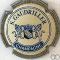Champagne capsule 26 Crème, striée