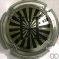 Champagne capsule 8.a Contour métal