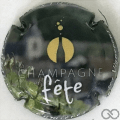 Champagne capsule  Champagne en fête 2018