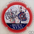Champagne capsule 56.f French Cancan