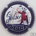 Champagne capsule 56 Salsa 2019